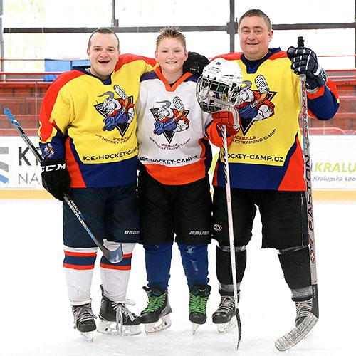 eishockeylager, eishockeylager ICE BULLS, eishockeylager in Tschechien